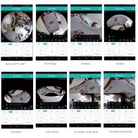 Witrue LED Bulb Light IP Camera Wi-fi 360 Video Surveillance Security Camera Wifi Wireless Smart House Baby Monitor CCTV Camera