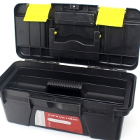 Portable 10 Inch Tool Boxes Multifunctional Storage for Tools Components Hardware Woodworker Box Electrician Boxes