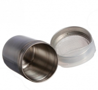 Superior Quality Stainless Steel Material salt Sugar chocolate powder coco powder Sifter cooking tool